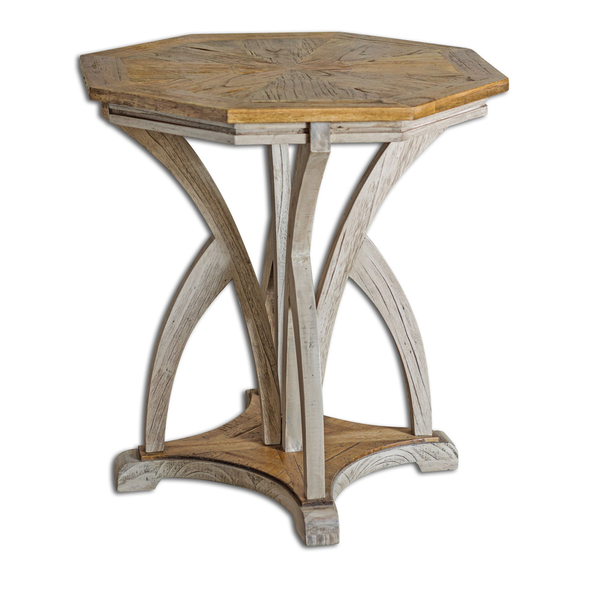 Beach Style Furniture: Ranen Accent Table