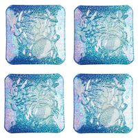 Ravello Blue Salad Plate - Set of 4