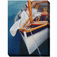Ready to Sail Canvas Art