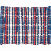 Red Harbor Plaid Table Linens