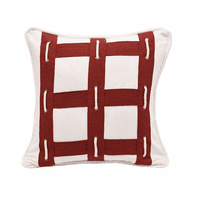 Red Rope Pillow
