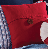 Red Sea Accent Pillow - OUT OF STOCK