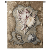 Reef Gems Wall Tapestry