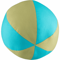 Reef Jubilee Beach Ball Pillow