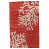 Reef Sea Coral Rug Collection
