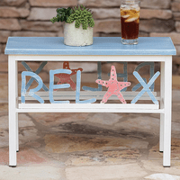 Relax Coastal Accent Table
