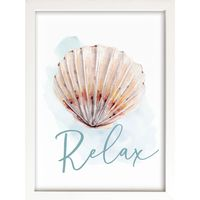 Relaxation Wall Décor