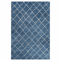 Riad Gem Dark Denim Rug Collection