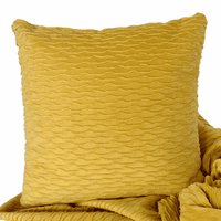 Ripple Canary & Majesty Canary Accent Pillow