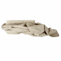 Ripple Ivory & Sophia Sand Throw