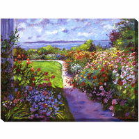 Rosemont Bay III Canvas Art