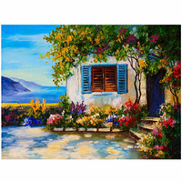 Rosemont Bay IV Canvas Art