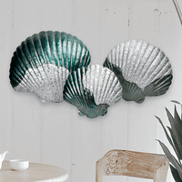 Royal Harbor Seashells Wall Art - CLEARANCE