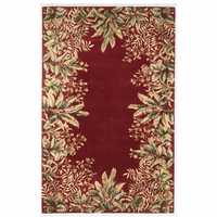 Ruby Boardwalk Rug Collection
