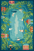 Sail Away Rug Collection