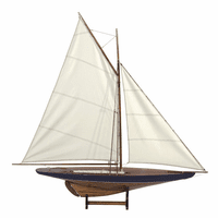 Sail Model 1901 - Blue/Green