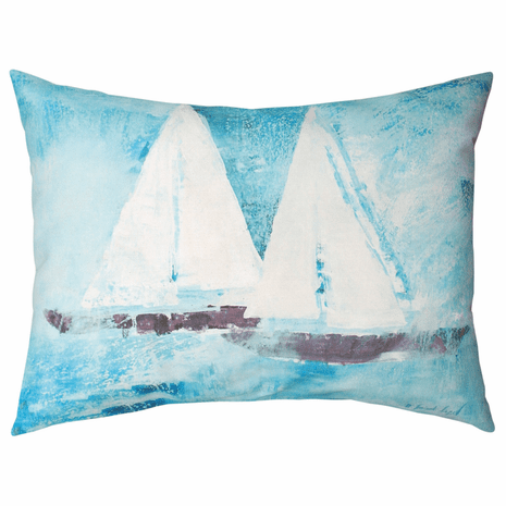 Sail On Climaweave Rectangle Pillow