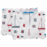 Sailing Seas Table Runner
