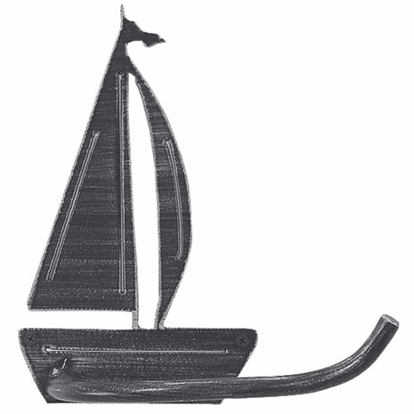 Sailing Seas Toilet Paper Holder
