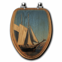 Sailing Vessel Toilet Seats