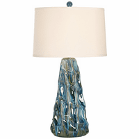 Saltwater Taffy Table Lamp