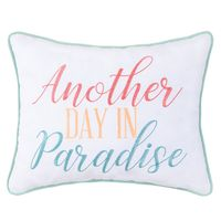 Salty Days Pillow