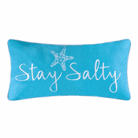 Salty Seas Pillow