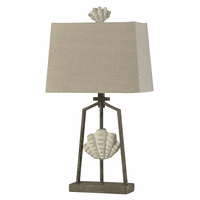 Samoa Shell Table Lamp