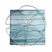 Sand Dollar Waves Wall Art - OUT OF STOCK UNTIL 12/20/2019