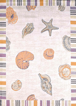 Sand & Shells Natural Rug Collection