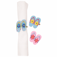 Sandals Napkin Rings - Set of 6