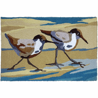 Sandpiper Friends Indoor/Outdoor Rug