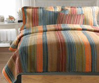 Sandy Beach Stripe Bedding Collection