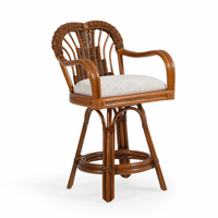 Sandy Cove Swivel Counter Stool