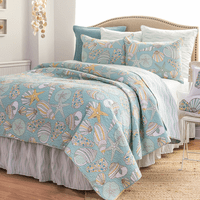 Sanibel Island Quilt Bedding Collection