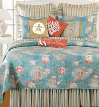 Santa Catalina Quilt Bedding Collection