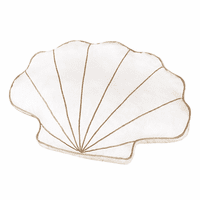 Scallop Shell Shaped Pillow