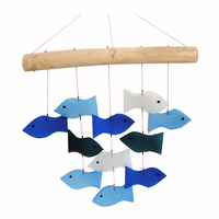 School of Fish Wind Chime