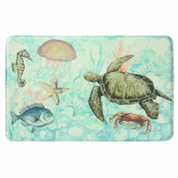 Scuba Sea Life Memory Foam Mat Collection