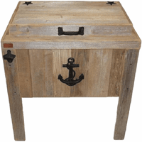 Sea Anchor Cooler Chest