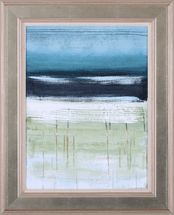 Sea and Sky II Framed Print