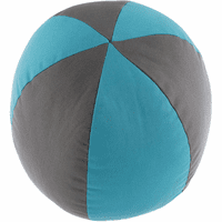 Sea Bounty Beach Ball Pillow