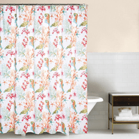 Sea Bounty Shower Curtain