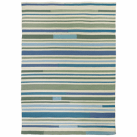 Sea Breeze Stripes Indoor/Outdoor Rug Collection