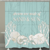 Sea Dreams Shower Curtain