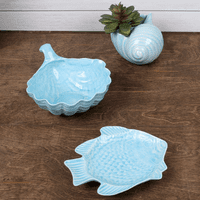 Sea Dwellers Servingware