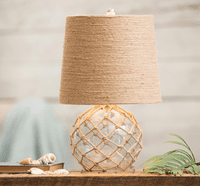 Sea Glass Escape Table Lamp