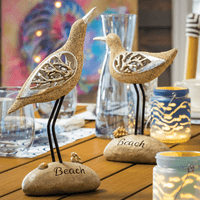 Sea Gulls Table Decor - Set of 2