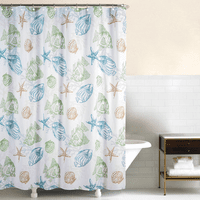 Sea Life Shower Curtain - OVERSTOCK