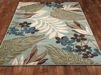 Sea Lily Rug Collection